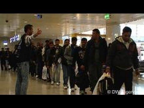 Griechenland: Flüchtlinge wollen zurück | Europa Aktuell