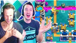 FUNNY SPAWNER DECKS - Clash Royale