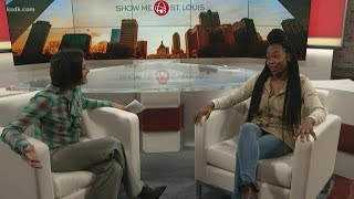 Kennedy Holmes stops by Show Me St. Louis