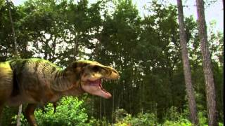 T-rex walks again documentery by National Geographic Channel