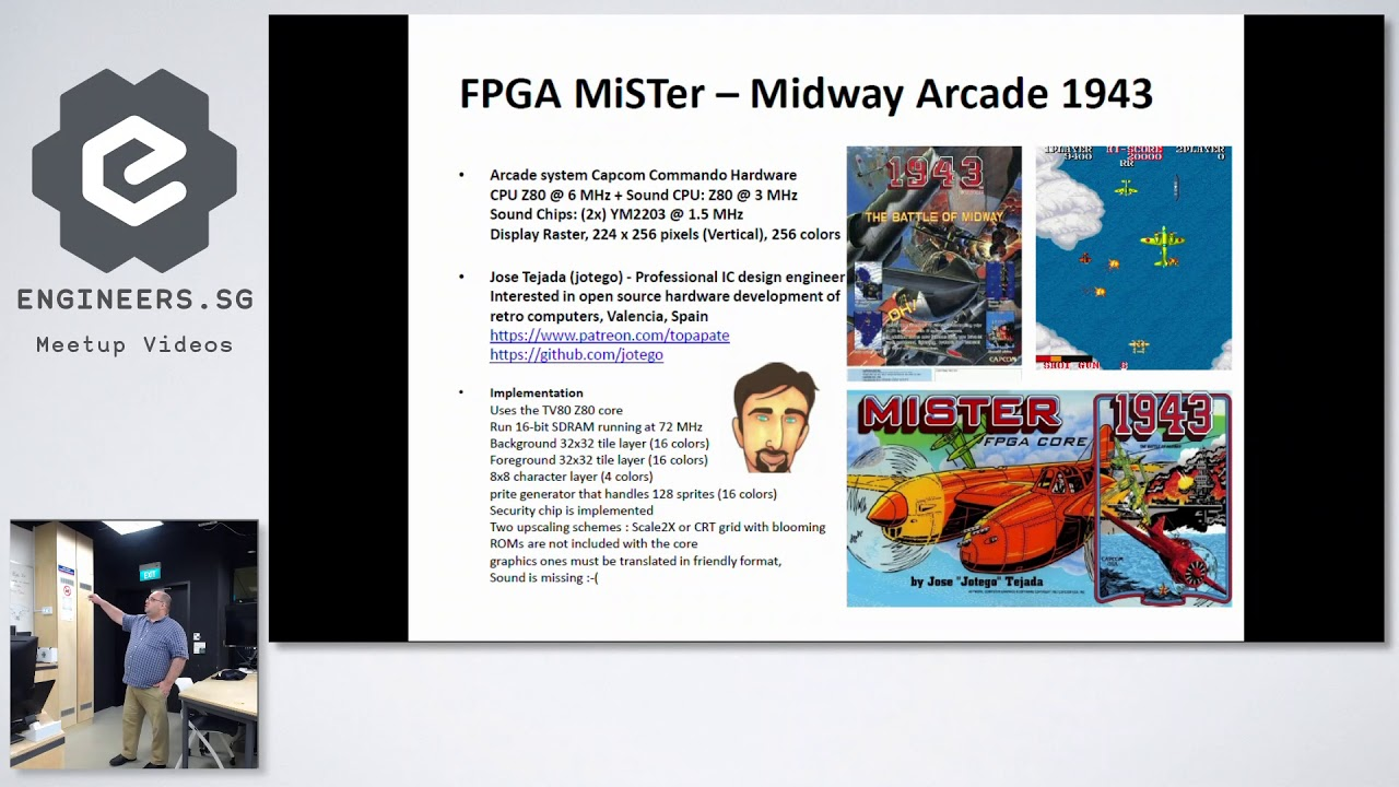 FPGA Mister - Hackware v5 3 - YouTube