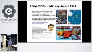 FPGA Mister - Hackware v5.3