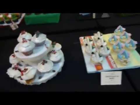Cake International 2014 Birmingham NEC Part 1