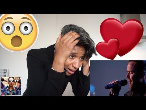 Brian Justin Crum Creep America's Got Talent REACTION