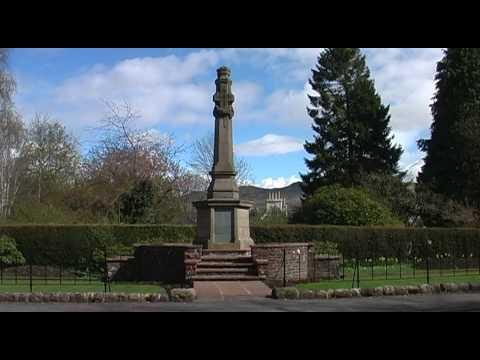 Killearn Village, Stirlingshire