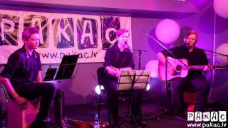 KANEVA COLD | SŪĻI | LIVE @PAKAC 11.12.2015 | PREIĻI