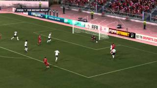 FIFA 12 PC | Legendary Gameplay | Russia vs Germany | HD