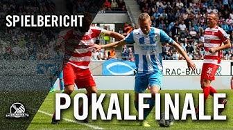 Chemnitzer FC - FSV Zwickau (Sachsenpokal, Finale)