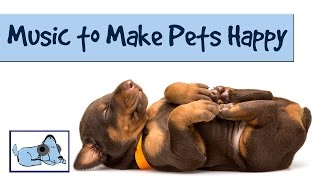 Music Make A Happy Pet - Keep Dogs Happy With Music By Relax My Dog