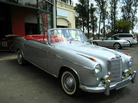 1958 mercedes benz 220s ponton convertible auto for sale for 1958 mercedes benz 220s for sale