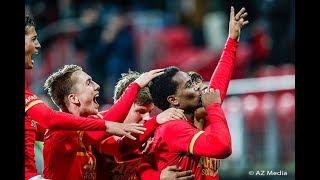 Goals Jong AZ - Jong Ajax