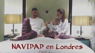 VLOG | VIAJE A LONDRES PARTE 1 | Nuestra llegada a London + Vuelo + Hotel