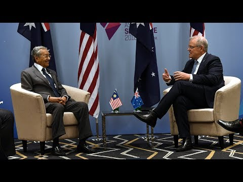 Dr M Warns Australian PM Of 'terrorism' For Proposal To Recognise Jerusalem As Israeli Capital