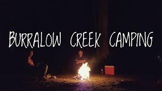 BURRALOW CREEK - CAMPING TRIP  (Blue Mountains near Sydney)