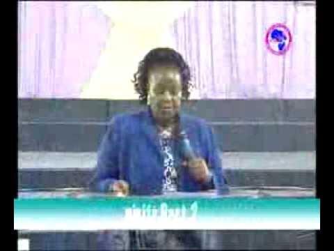 Bishop Margaret Wanjiru - How to pray against marine spirits part 2