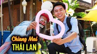 Chiang Mai - Khoai Lang Thang: CUỘC PHIÊU LƯU BẮT ĐẦU!