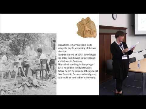 The research of German archaeologist Robert Rudolf Schmidt in Croatia (1938-1943)