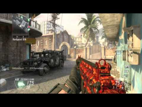 bo2 40-9 gameplay (fal qsw)