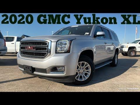 2020 GMC Yukon XL 4X4: Start-up & Review