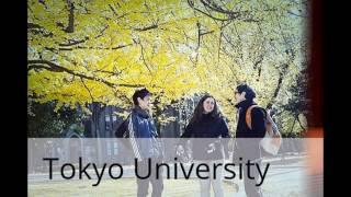 Universities of tokyo (part 10)