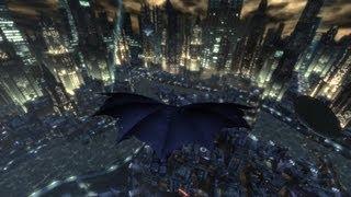 Arkham City - Angry Batman Stealth
