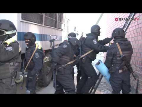 Заложники в челябинском отделении Сбербанка