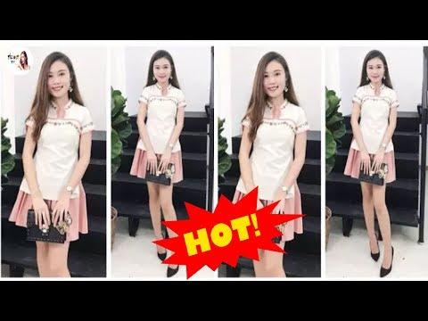 Váy Đầm Suông Chữ A Đẹp   Phái Đẹp TV
