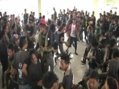 PUNK KUDUS - SINTINK- JANCUK (INDONESIA)