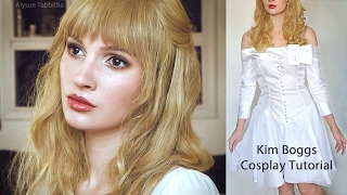 Kim Boggs Makeup / Wig / Costume - Cosplay Tutorial