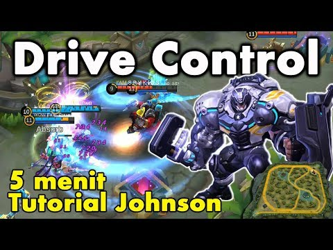 Johnson Drive Control Tutorial