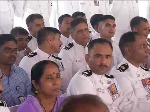 Offshore patrol vessel commissioned into Indian Coast Guard