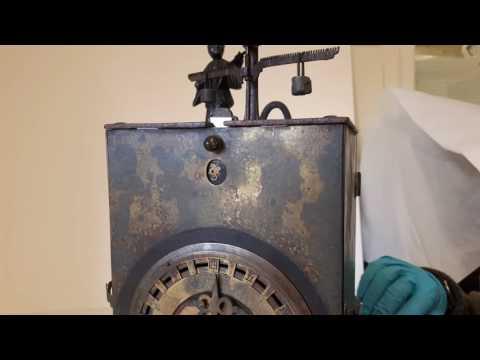 A Rare Japanese Clock, Daniela Corda