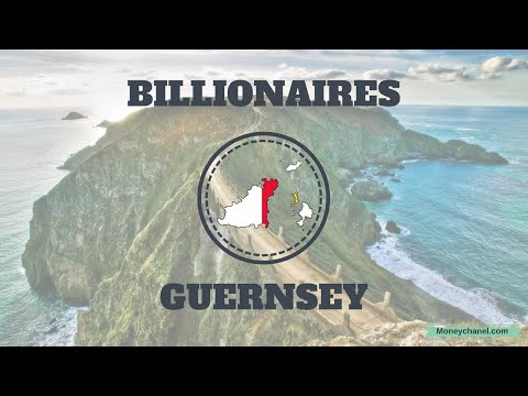 Richest People in GUERNSEY 2018