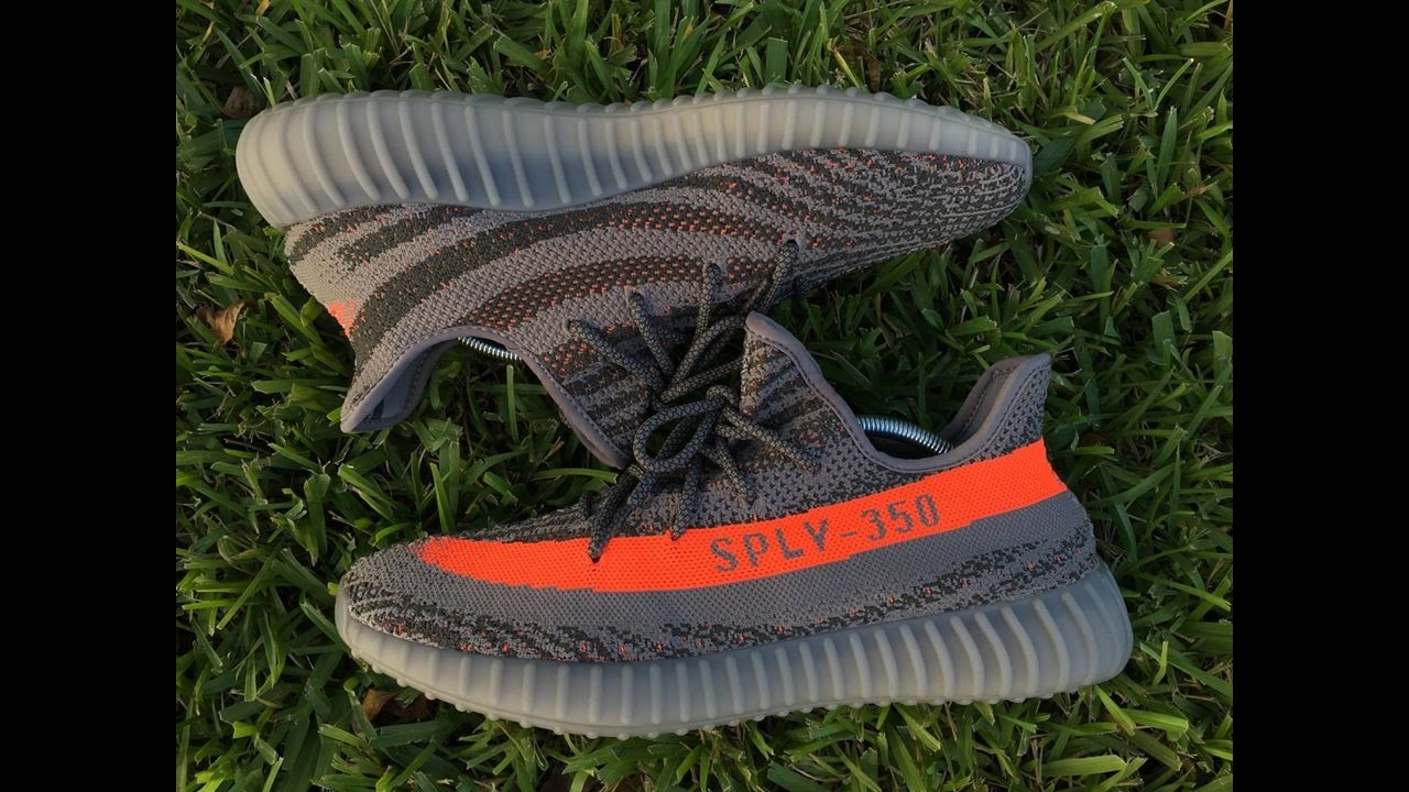 43f20831b Yeezy Boost 350 V2 Beluga Review + On Foot! - YouTube