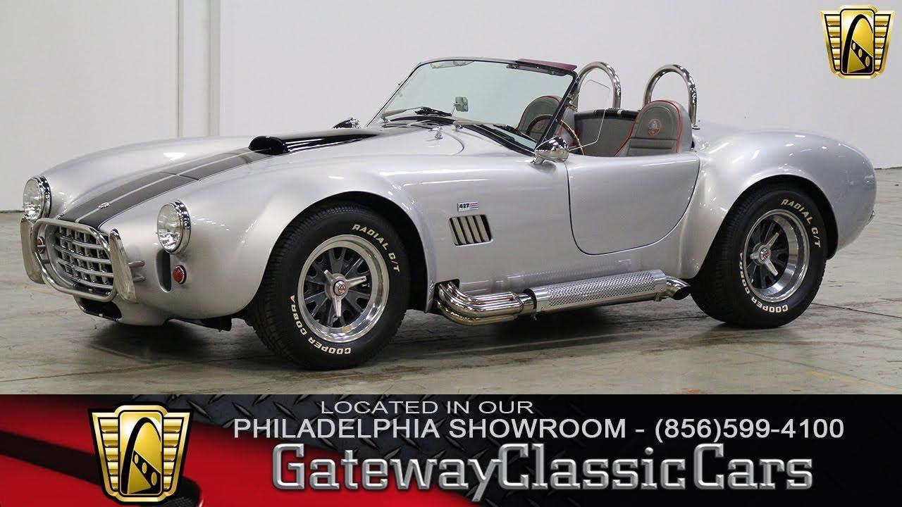 Shelby Cobra Replica Gateway Classic Cars Philadelphia