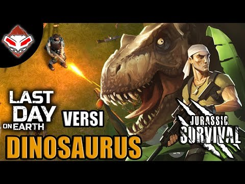 LDOE versi Dinosaurus - Jurassic Survival - Android Games Reviews