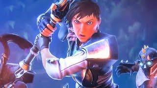 DAUNTLESS Game Awards Bande Annonce (2019)