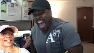 Little Black Boy Gives His Mom The Middle Finger REACTION!!!