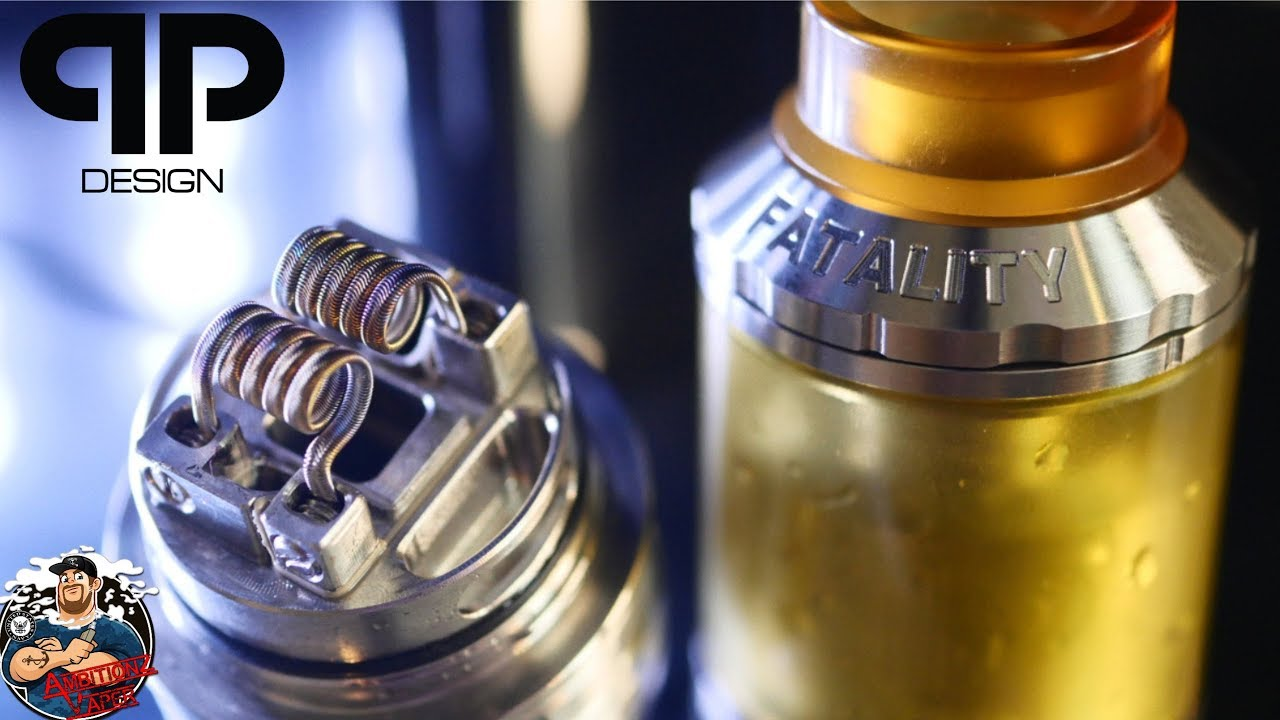 Seen the new Fatality RTA ? | Vaping Underground Forums - An