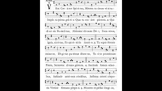 Nhạc bình ca - Veni Creator Spiritus