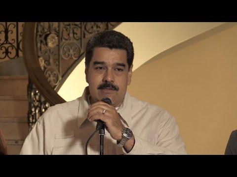 Maduro pede antecipação de eleições parlamentares