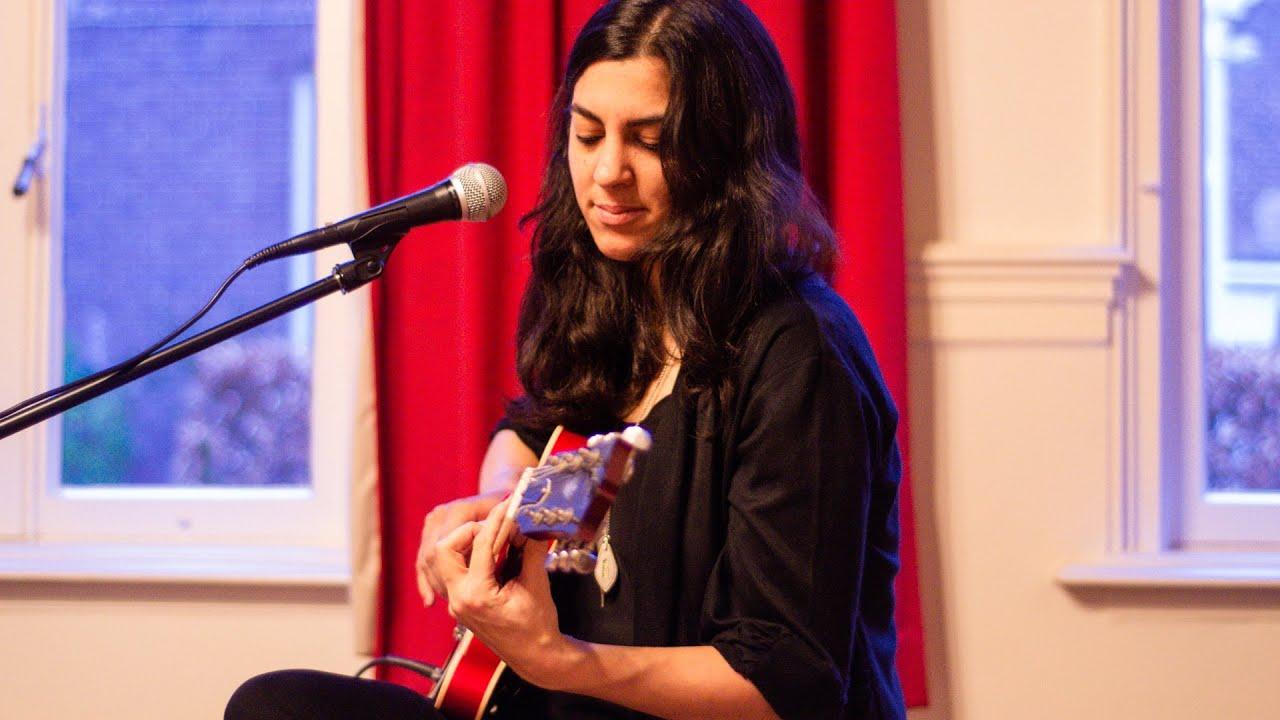 Nadine Khouri - You Got A Fire