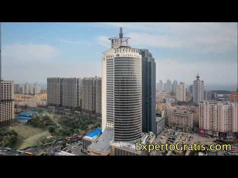 Crowne Plaza Qingdao, Qingdao, China - 5 star hotel