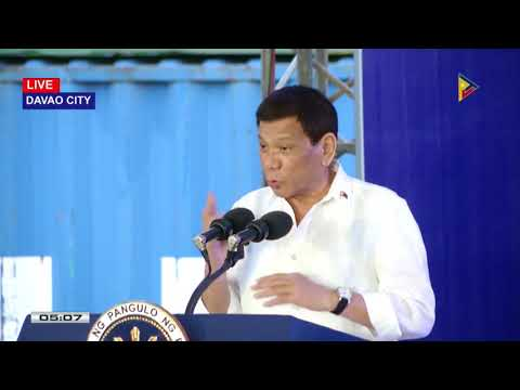 PRRD leads the commissioning of BRP Lapu-Lapu and BRP Francisco Dagohoy and launching of ...