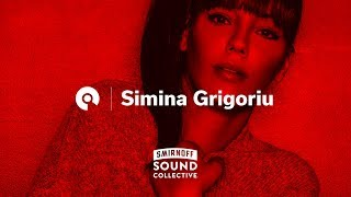 Simina Grigoriu @ Smirnoff Sound Collective (BE-AT.TV)