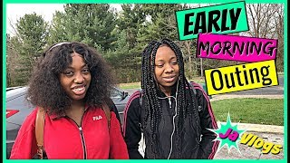 Early Morning Outing   Family Vlogs   JaVlogs