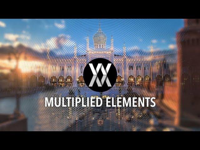 Chroma Key Multiplied Elements
