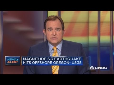 Earthquake Rattles Oregon Coast: What You Need To Know