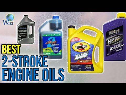 10 Best 2-Stroke Engine Oils 2017