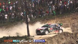 Vid�o Leg 2 - 2015 WRC Rally de Portugal